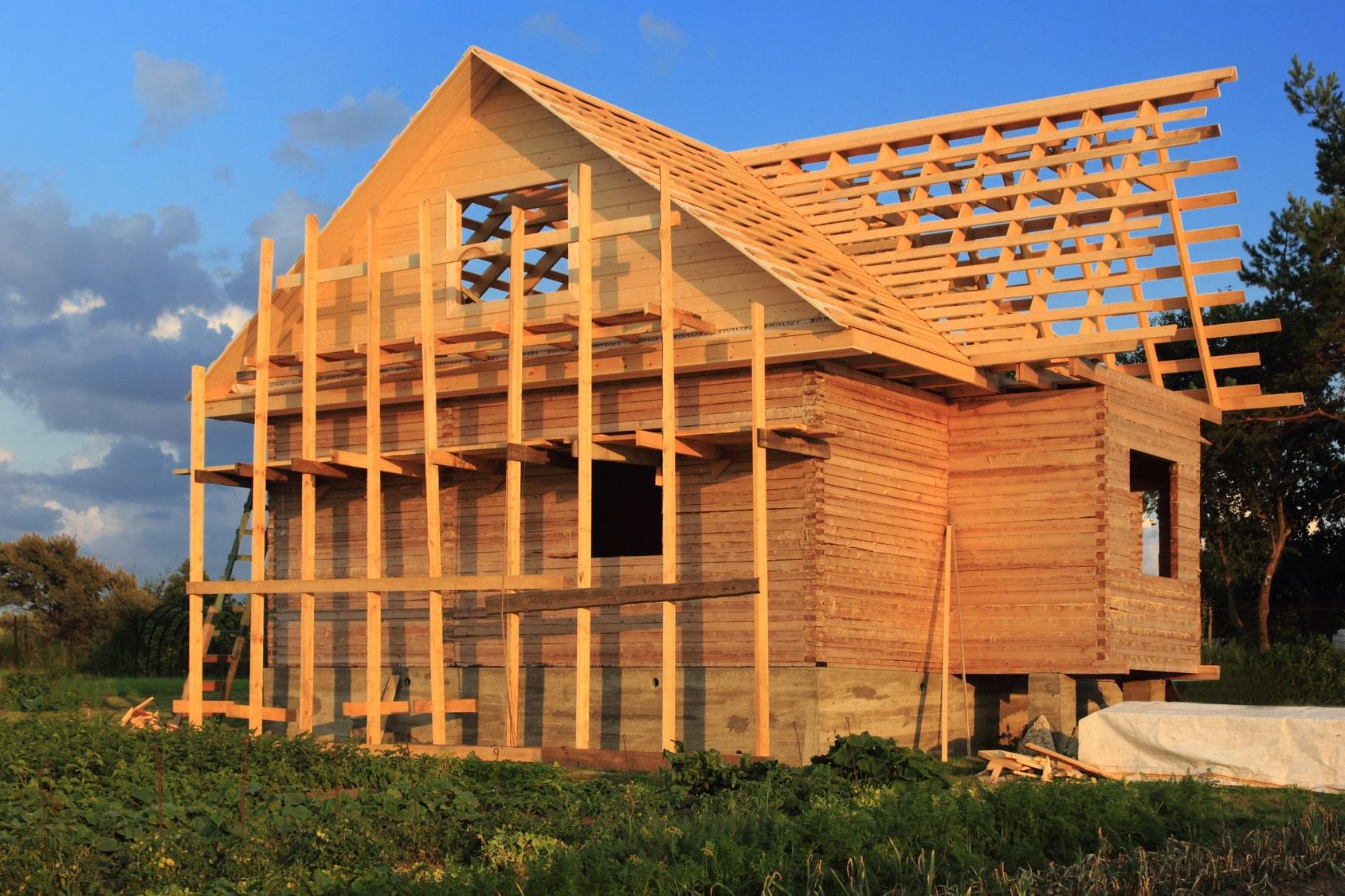 Le Prix De Construction D Une Maison En Bois Au M2 Et Devis