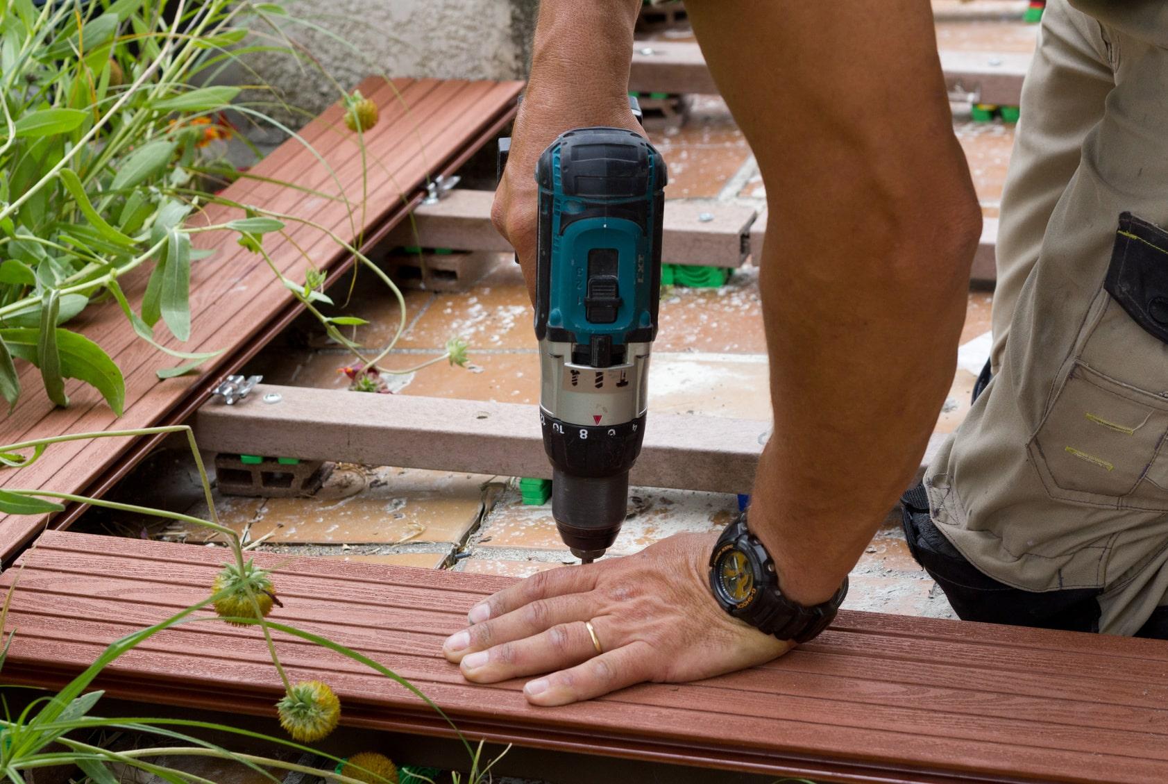 Poser Une Terrasse En Bois La Méthode Des Pros