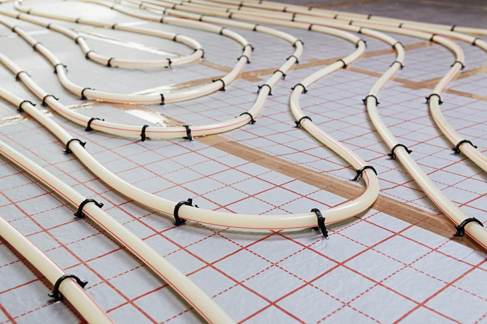 Coût Plancher Chauffant Hydraulique prix de l'installation d'un plancher chauffant