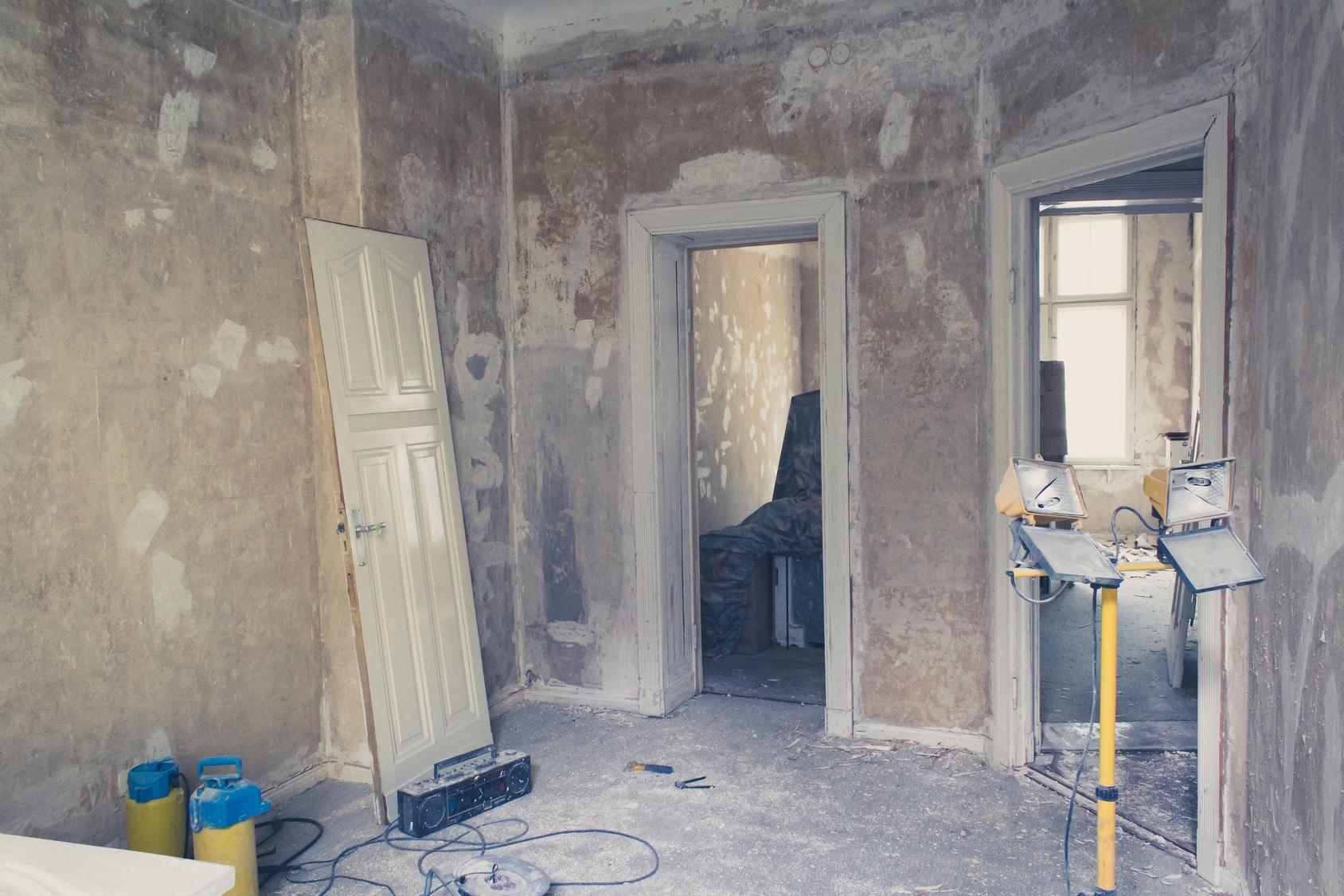 Préparer Un Mur Avant Peinture