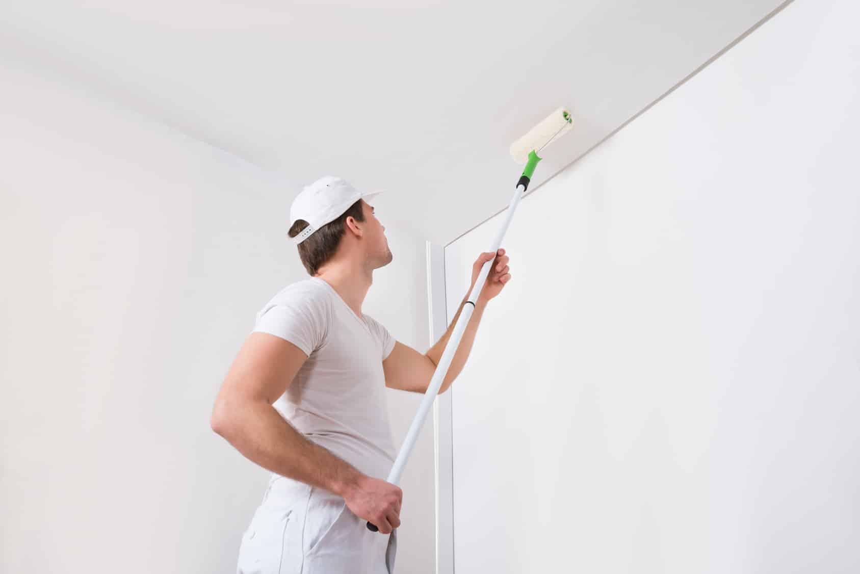 Comment Peindre Un Plafond Sans Trace peindre un plafond