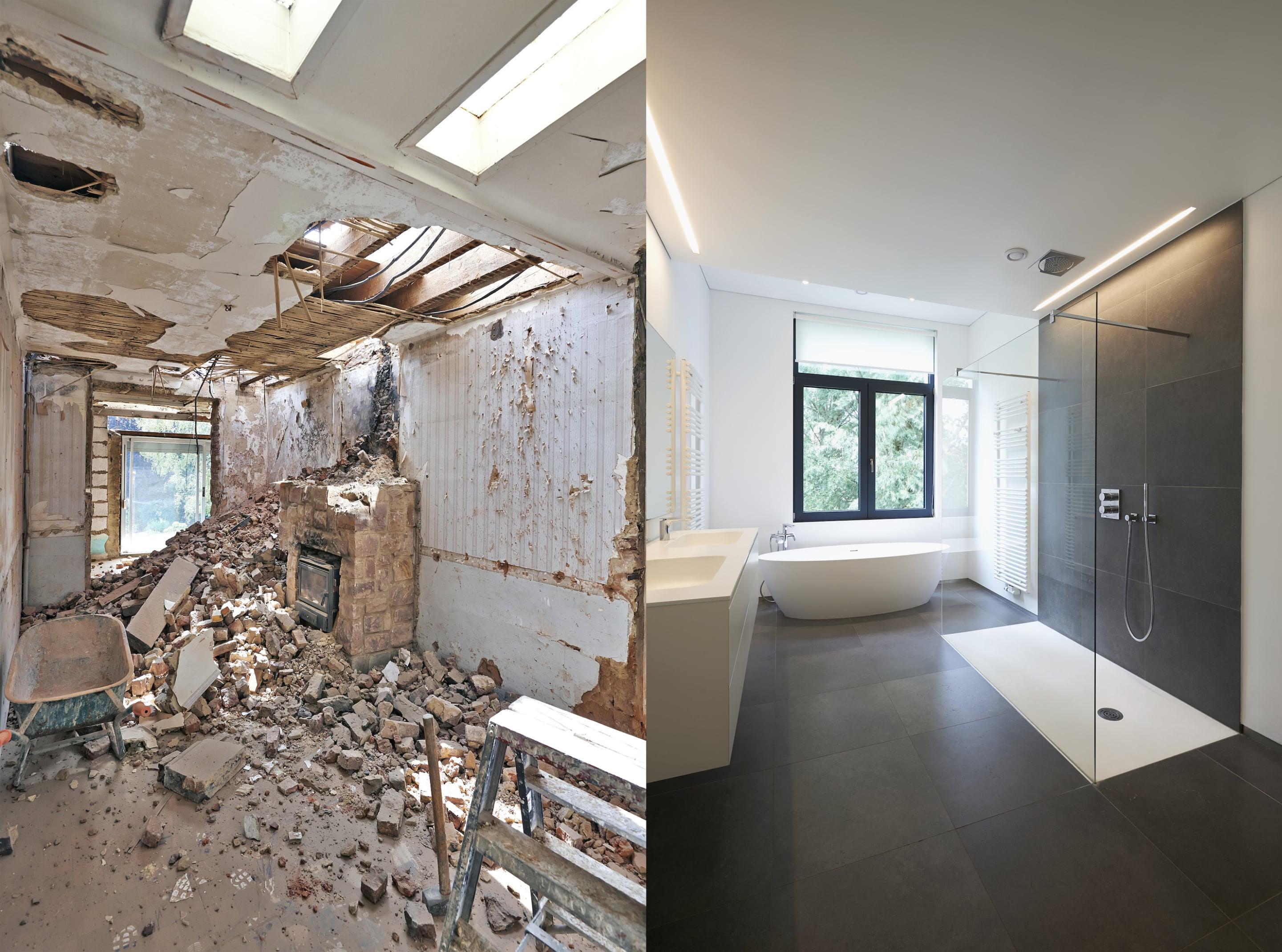 Trend Cout Renovation Salle De Bain Avec Douche Italienne