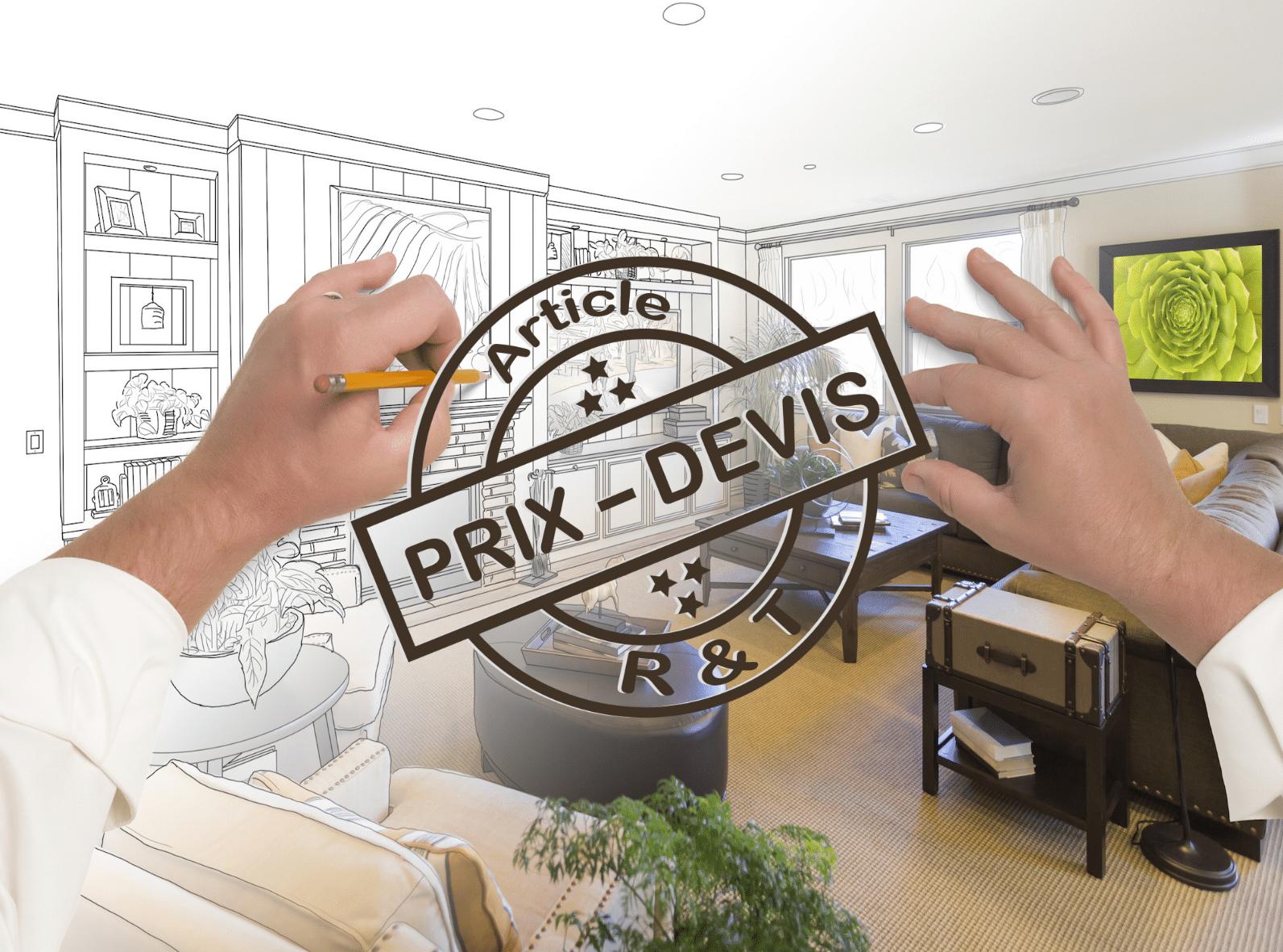 Tarifs D Un Architecte D Interieur Et Exemple De Devis