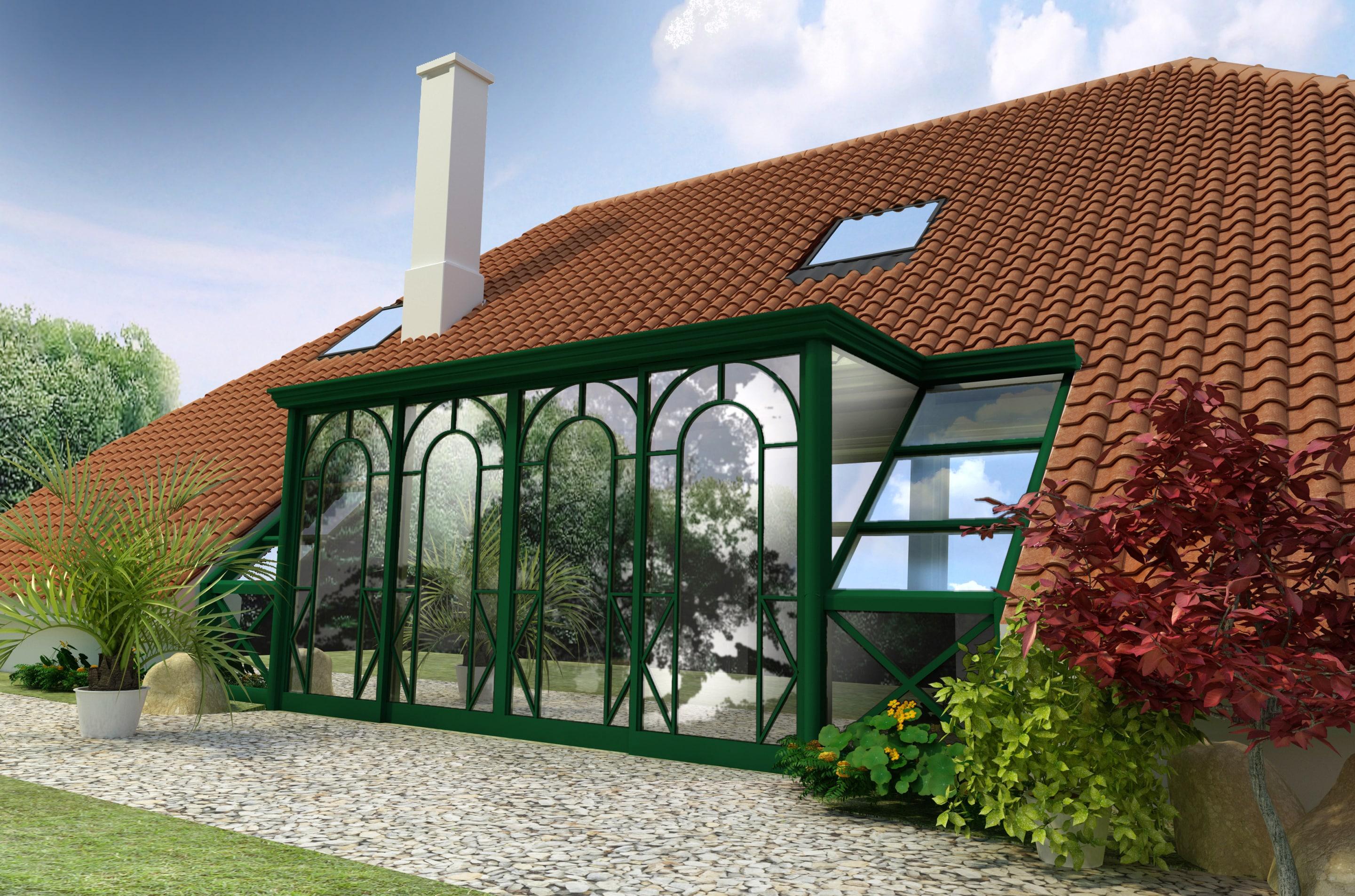Devis Extension Maison à Le Chesnay ▷ Agrandissement Bois, Acier, Parpaing